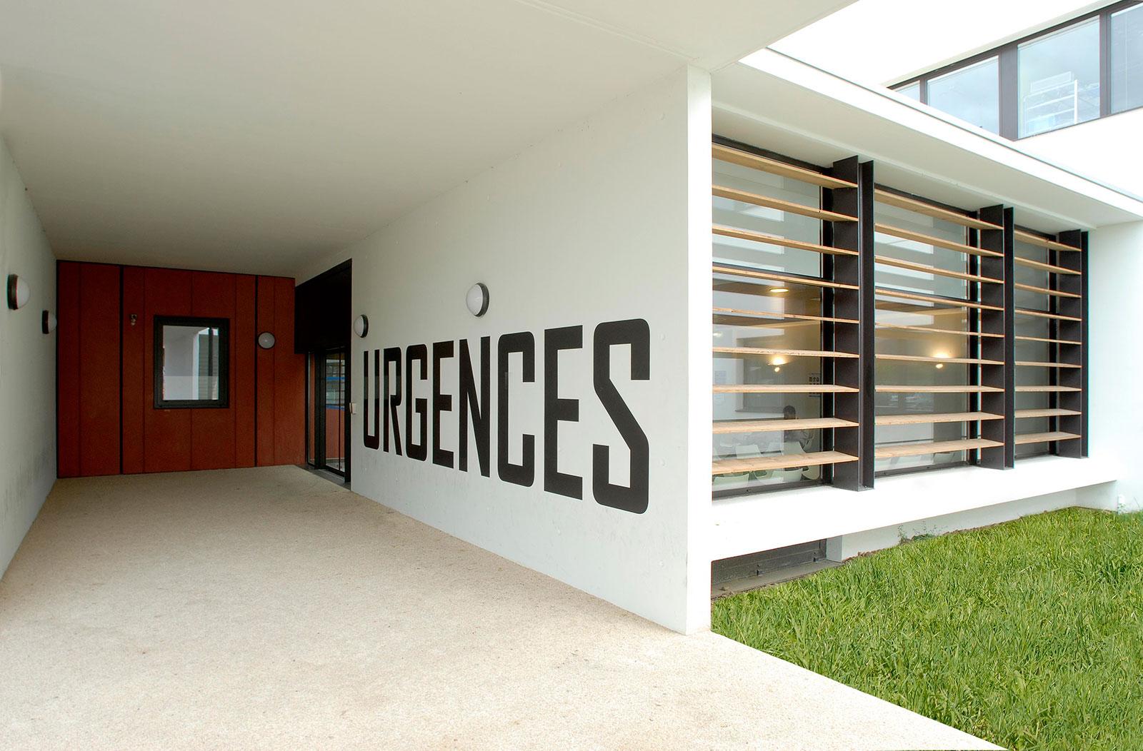 Centre hospitalier de villefranche sev architectures - Chambre de commerce de villefranche ...